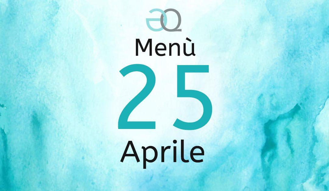 Il 25 Aprile mangia a casa tua con EQuoRisto Ladispoli