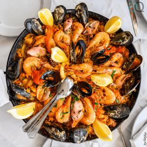 paella delivery