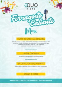 show cooking ostia